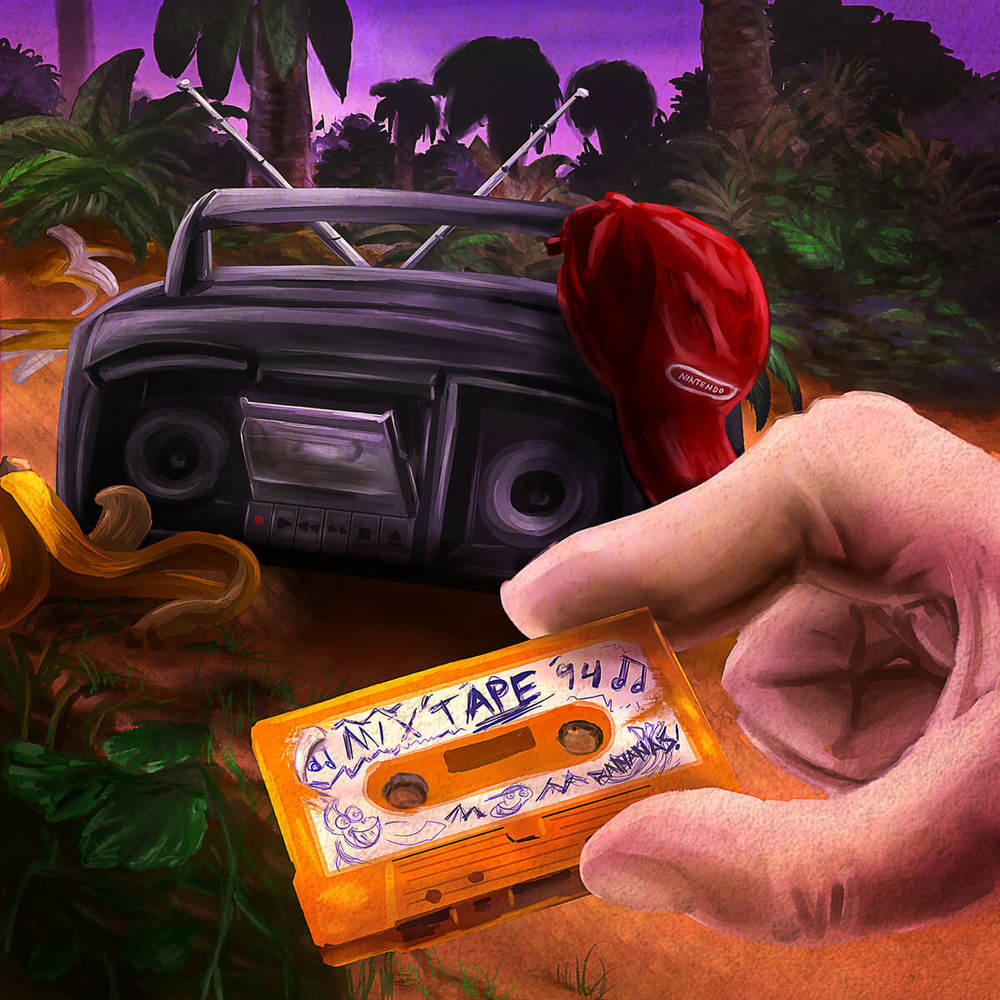 donkey-kong-country-dkc-mixtape-mixt-ape-94-video-game-music-tribute-album