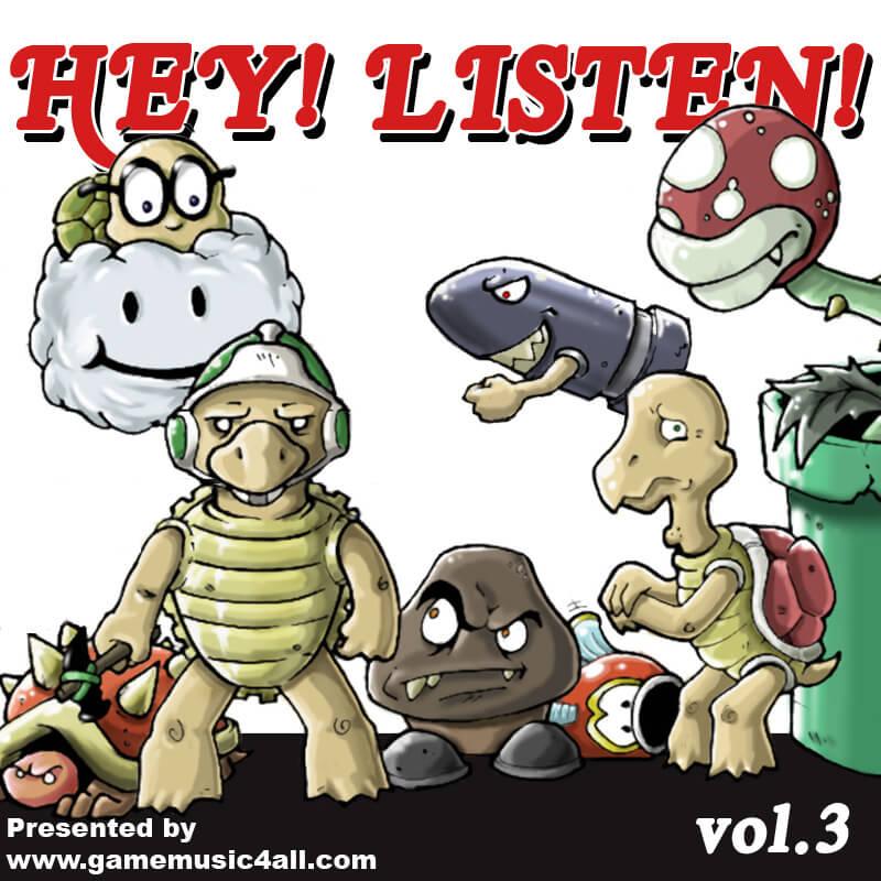 Hey! Listen! volume 3