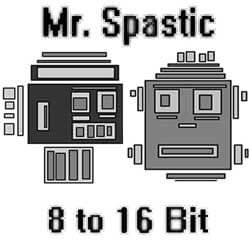 Mr Spastic - 8 to 16 Bit