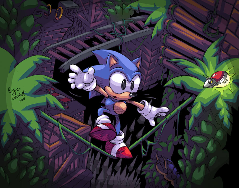 Listen to Urban Flow's remix of Mystic Cave Zone from Sonic the