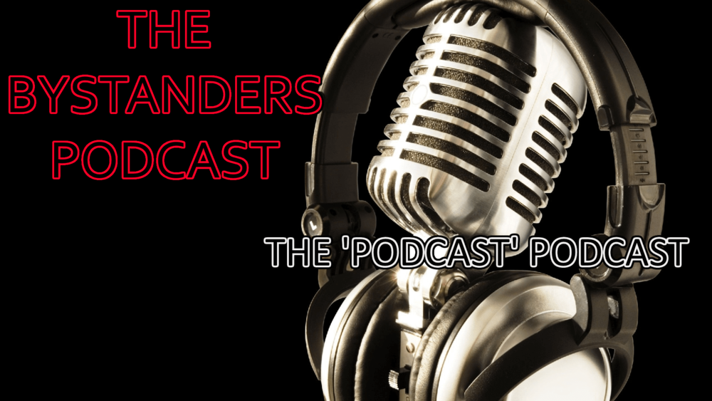 Watch The Bystanders Podcast 25: the 'dark web,' facial recognition