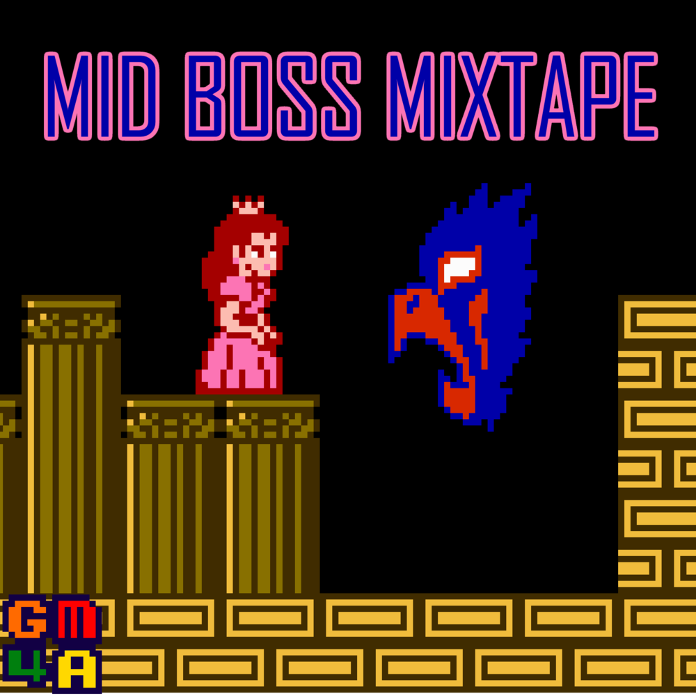 SUBCON presents Mid Boss Mixtape