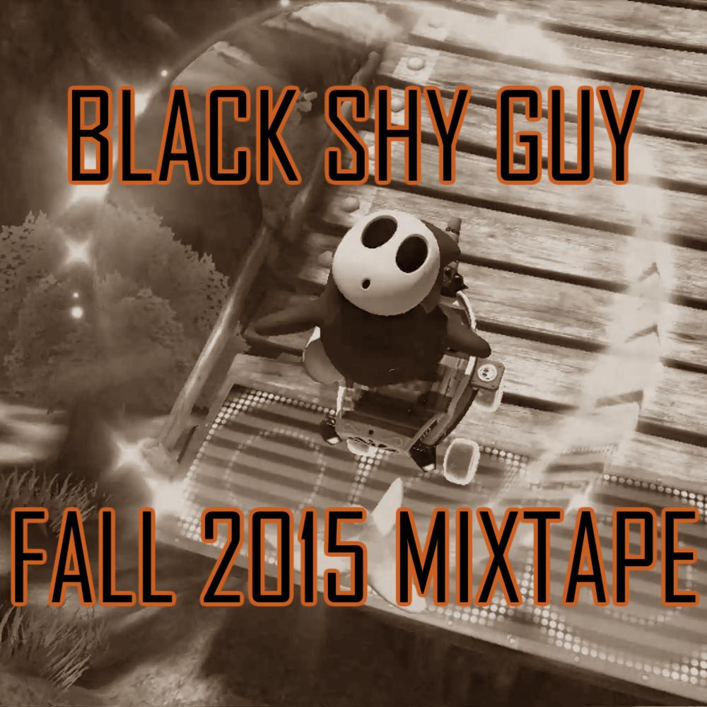 SUBCON presents Black Shy Guy Fall 2015 Mixtape