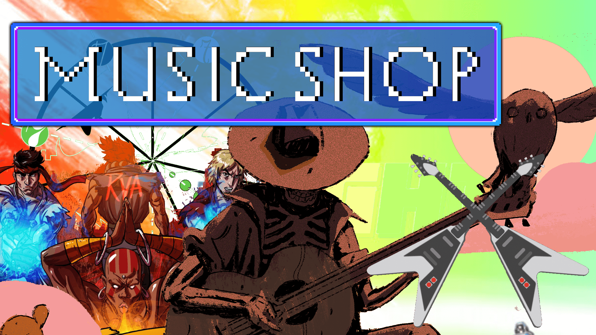 Latest Album Releases — Game Music 4 All