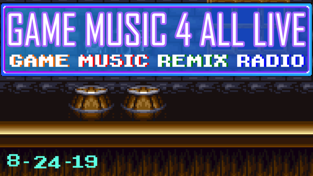 Back to the 8-Bit — Game Music 4 All