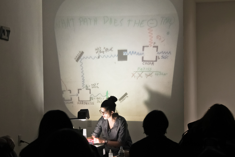 Superposition (Explainer)  at Scaramouche, 2013, Performance, 20 minutes