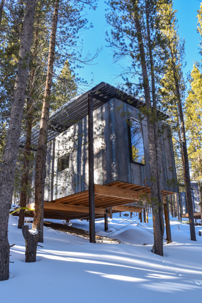 COLORADO OUTWARD BOUND MICRO CABINS