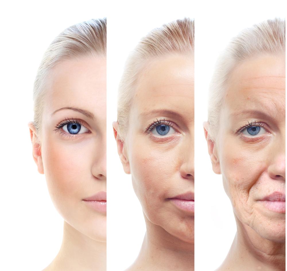 Los cambios de la edad se pueden corregir, pero tampoco deben eliminarse por completo.
