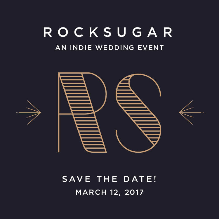 March 12th 2017 at The Rust Belt Market.  Now accepting vendor applications.  http://www.rocksugarevent.com