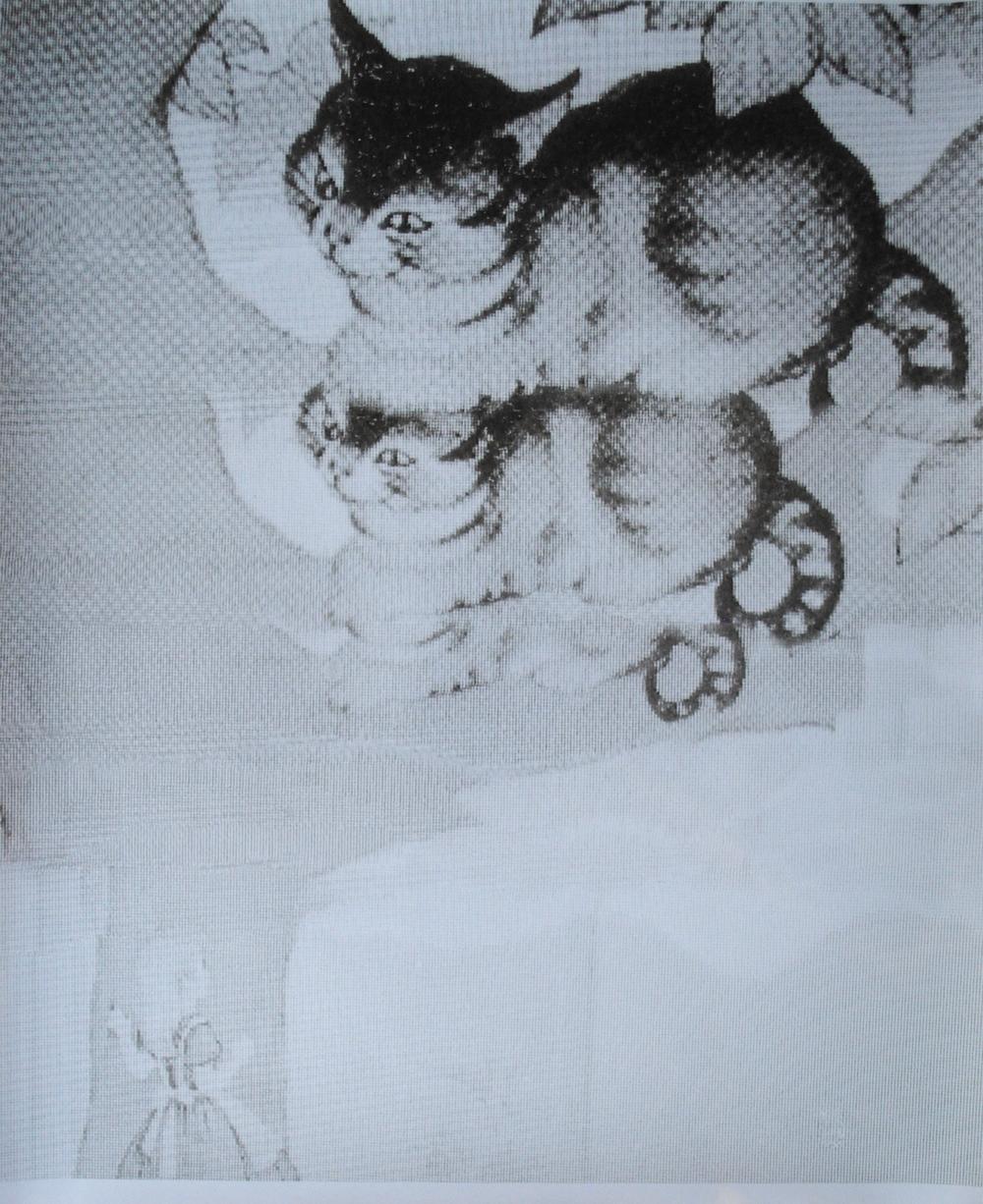 "16x20"",Inkjet Print on Raw Photo Paper"