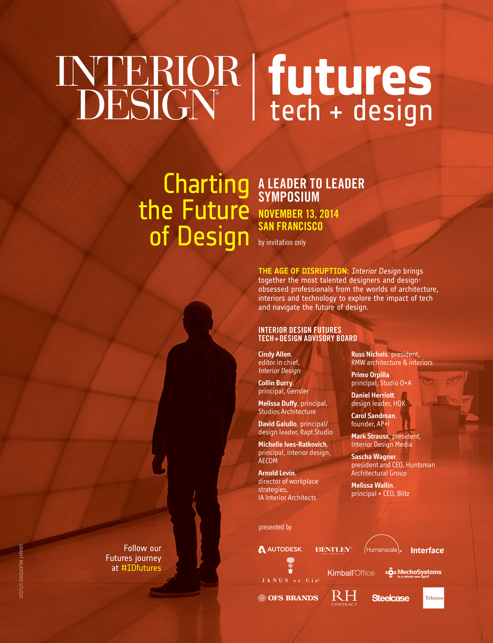 Interior Design Futures tech design CHANDRA HIRA