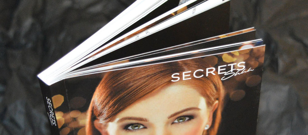 Secrets A6 Catalogue - 116 pages