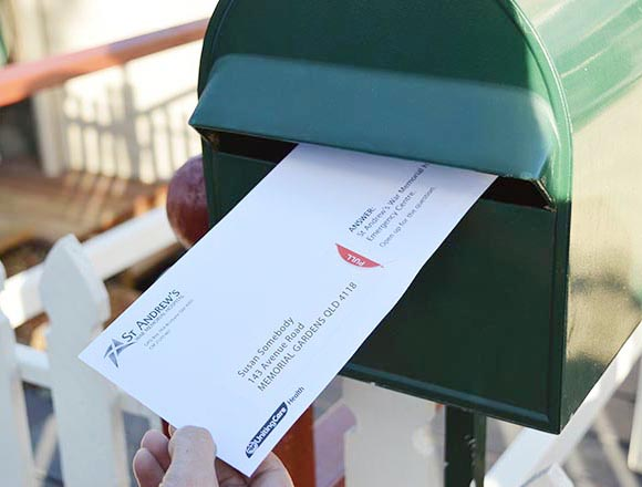DIRECT MAIL AND LETTERBOX DROPS