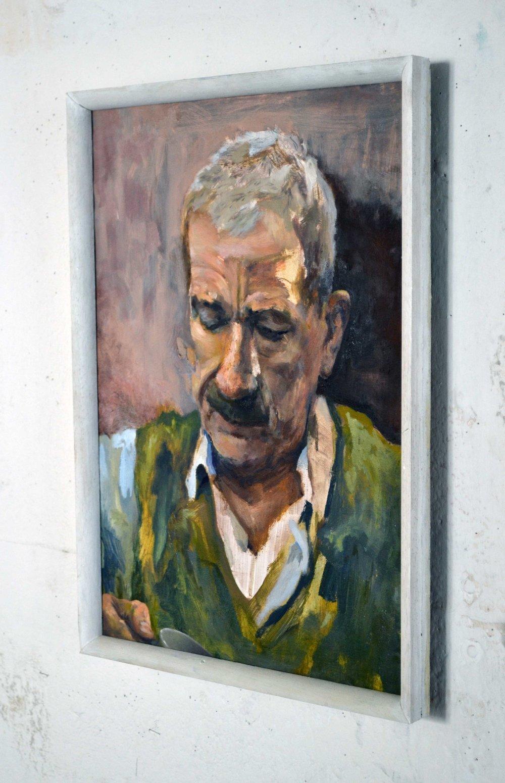 Ritratto di Luigi (oblique)
