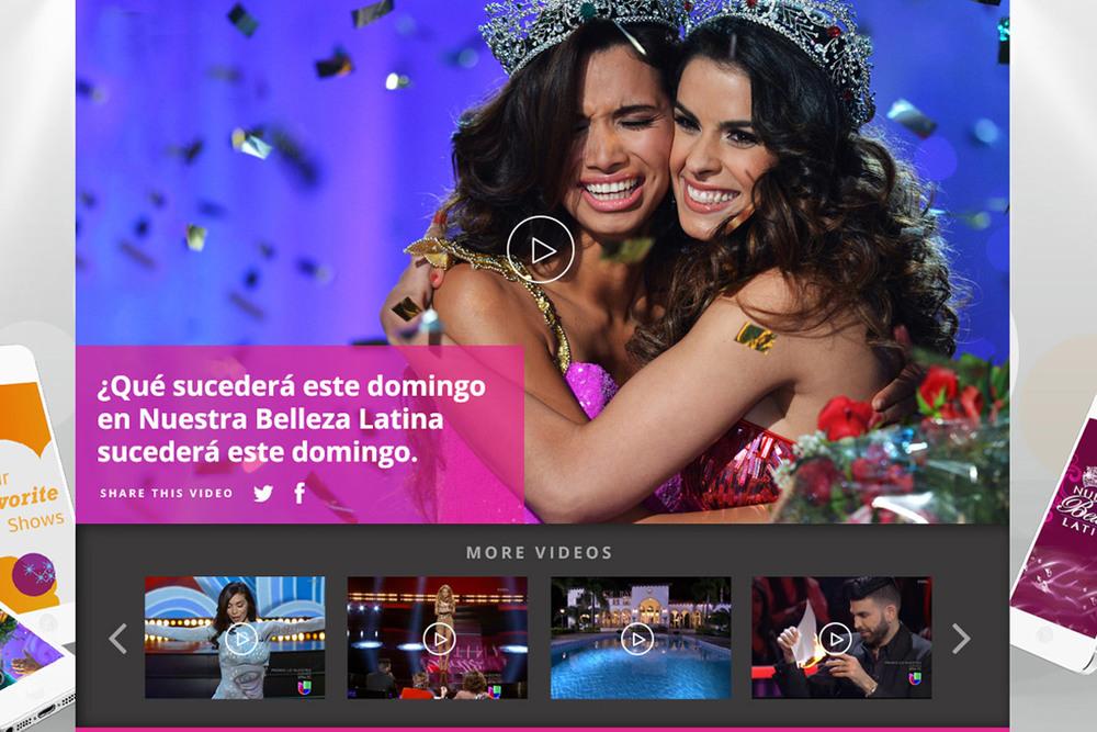 Univision Partner Platform