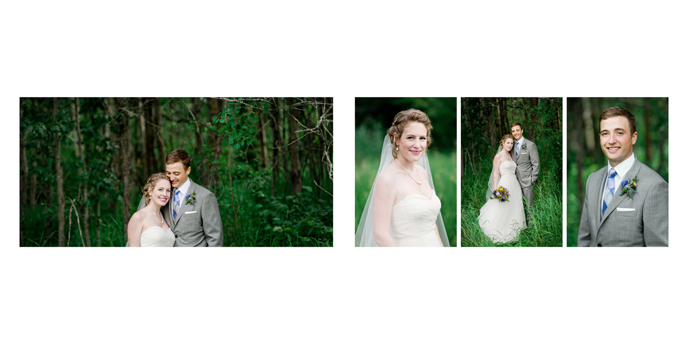 Wedding Album - Bryon and Laura