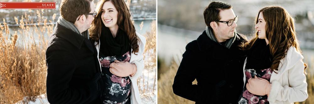 Winter Maternity photographers - 002.JPG