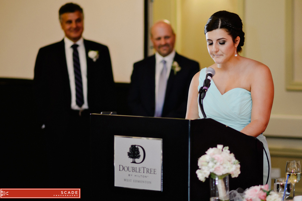 Italian Wedding Photography Edmonton - Laura and Anthony