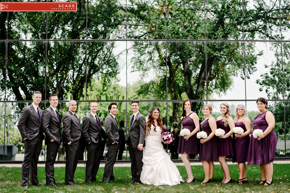 Edmonton Superhero Wedding - Sheldon and Danielle