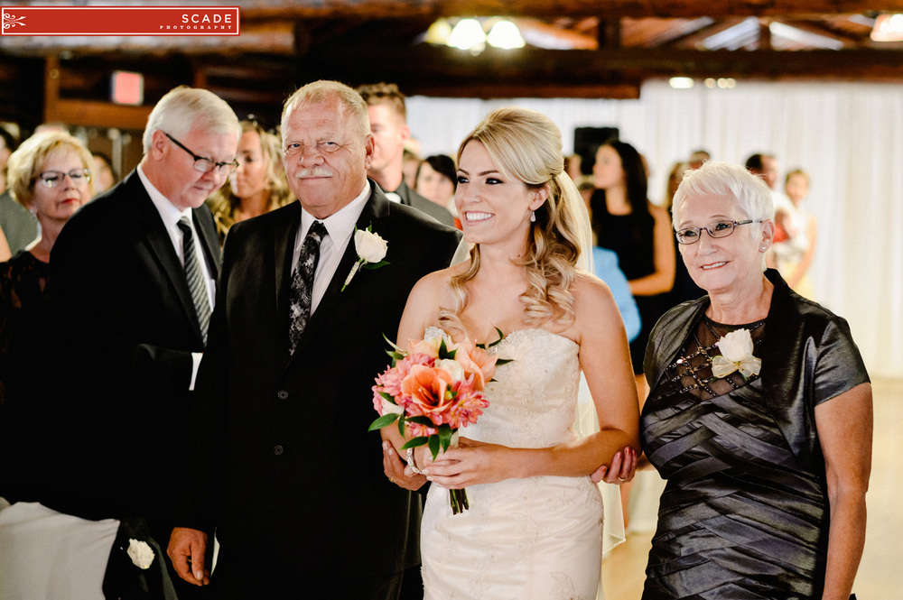 Edmonton Old Timers Cabin Wedding - Andy and Kim
