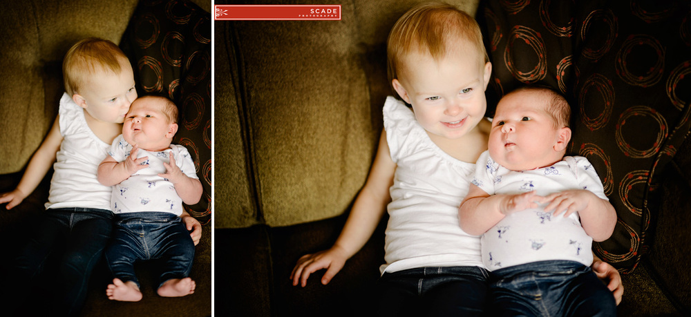 Edmonton Newborn Family