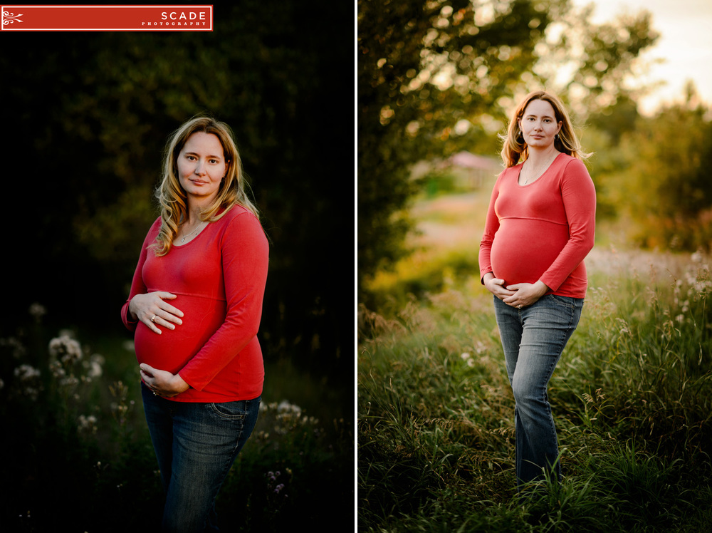 Edmonton Maternity Session