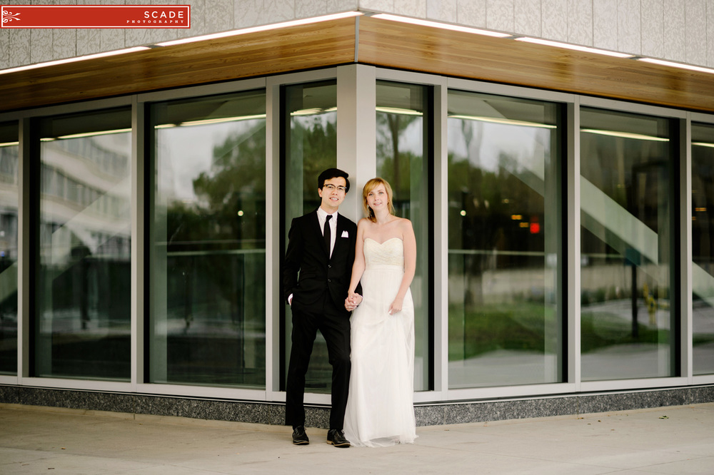 Edmonton Legislative Grounds Wedding