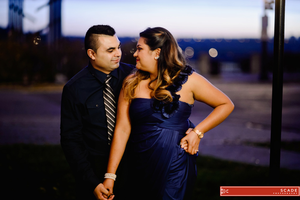 Fall Engagement Nighttime session