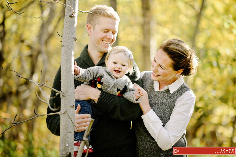Canada Fall Family Portraits
