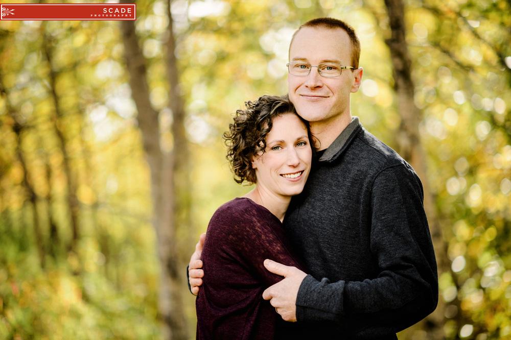 Alberta Fall Family Photography