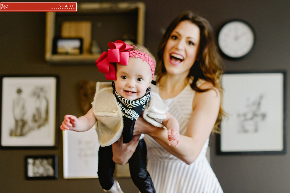 Edmonton Lifestyle Family Session