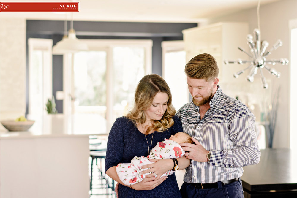 Edmonton Family Newborn Photography - Banks