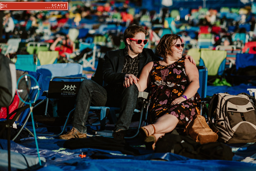 Edmonton Folk Music Festival - Portraits