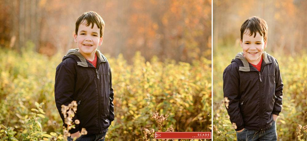 Edmonton Fall Family Photography -