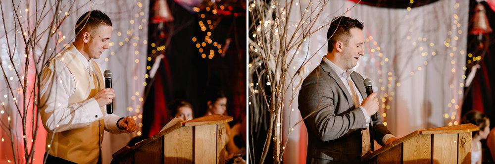 Edmonton Winter Wedding Photography