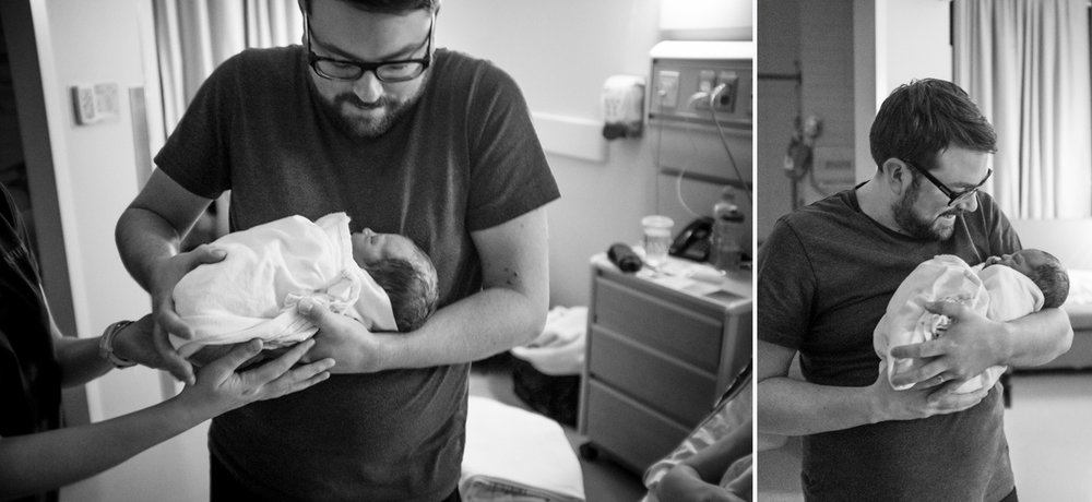 Edmonton birth photographer