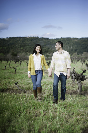 Napa Engagement Photographer