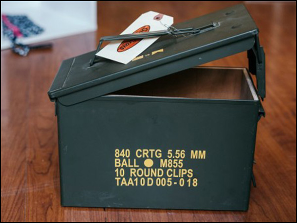 Our Gar-Box humidor featured in Married In Milwaukee gift guide Gear Grove's unique Gar-Box cigar humidor, made from a reclaimed military ammunition box, is ranked among the great wedding gifts featured by online publication Married In Milwaukee's list of 23 locally made gifts. Read more.