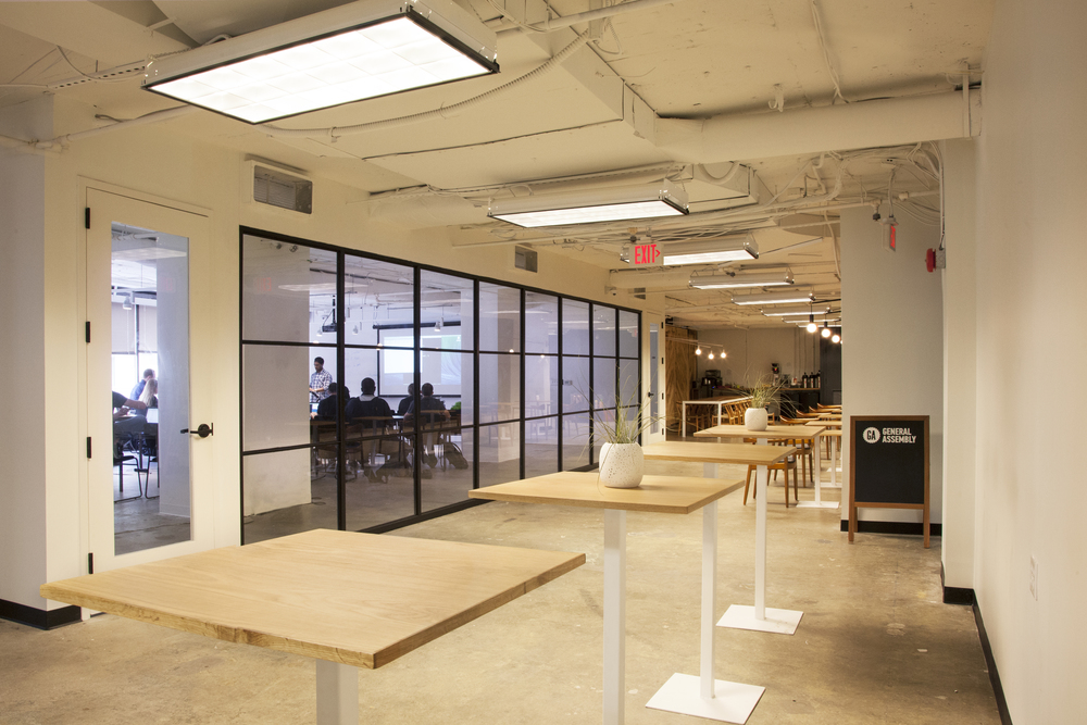 General Assembly's 3,000 sqft, DC office