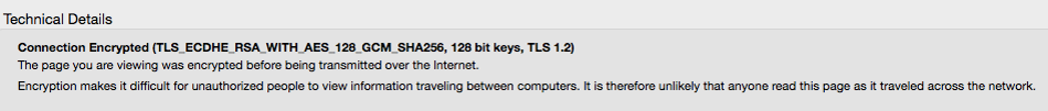 ORDITAL uses a security key with the above encryption properties...