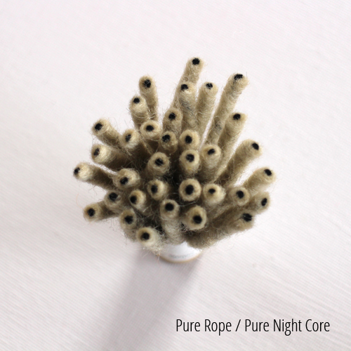 Pure Rope, Pure Night core.JPG