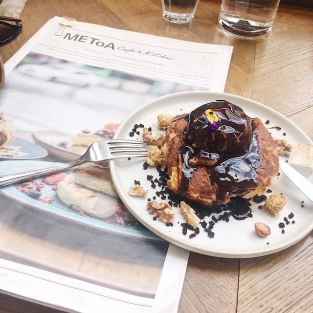 METoA (Australian) Cafe, Ginza Tokyo