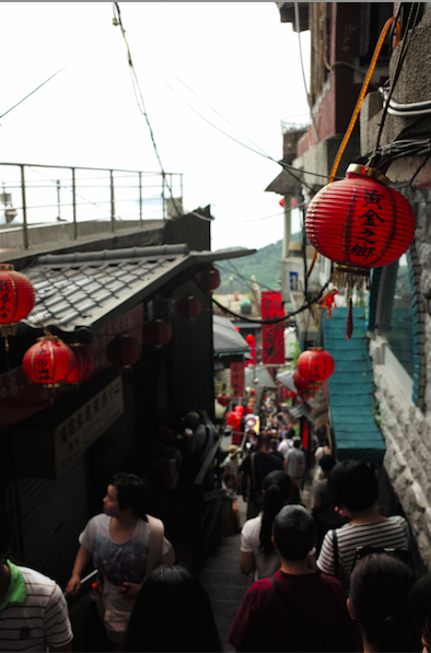 jiufen with style