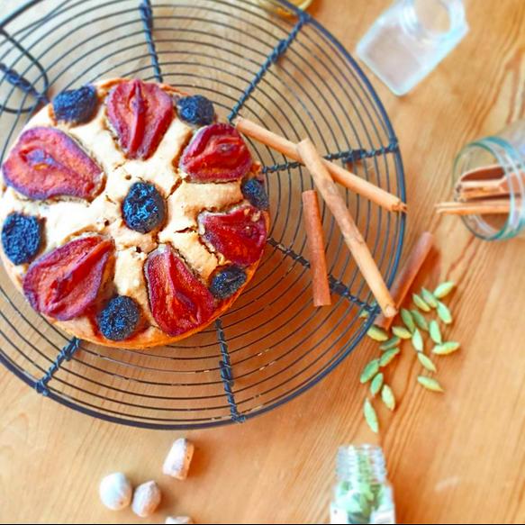 lina bada fruit cake recipe