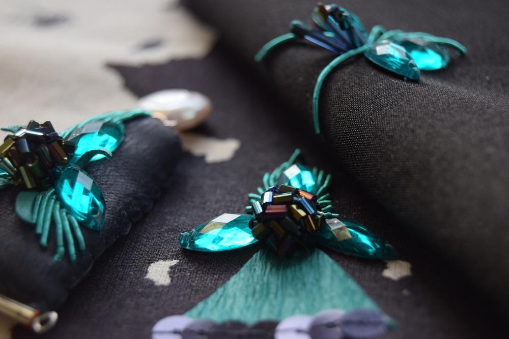 Harriet Frances Stiles, Turquoise Leaf, 5.JPG