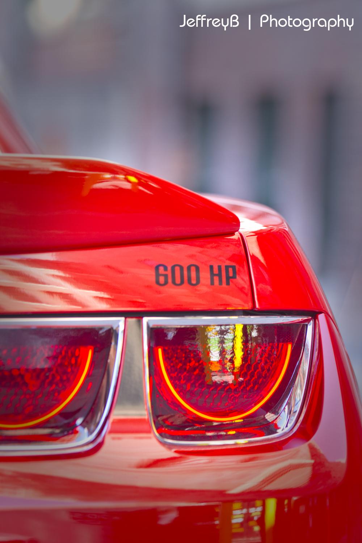 600 HP Camaro