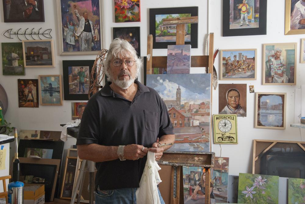Greg Stone: Artist