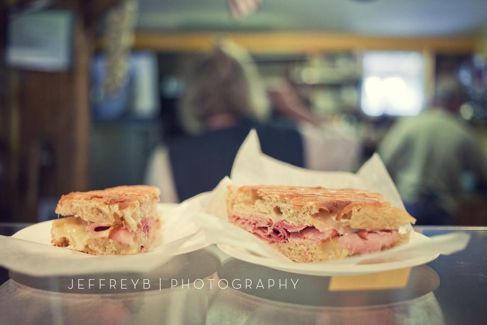 Ham & Cheese, Fresh Vermont Chedar