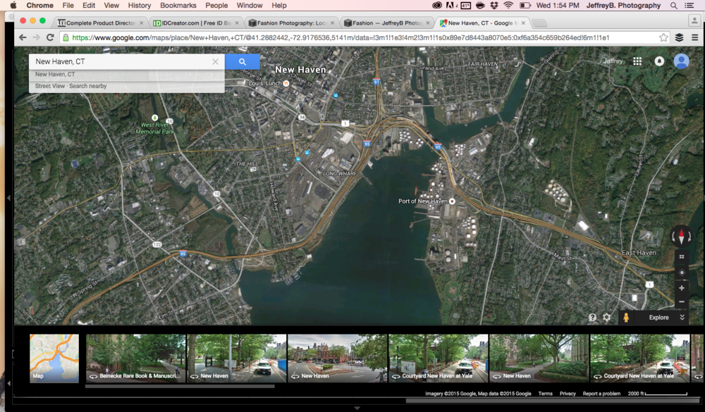 Screen Capture: Photo Credit Google Maps.
