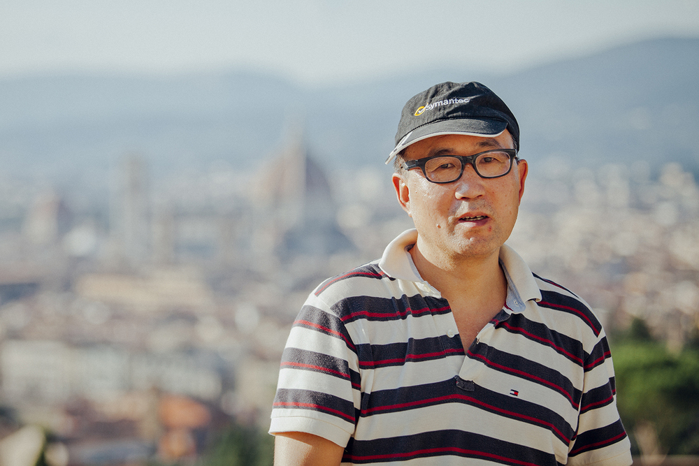 Travel Friend, Florence, Italy